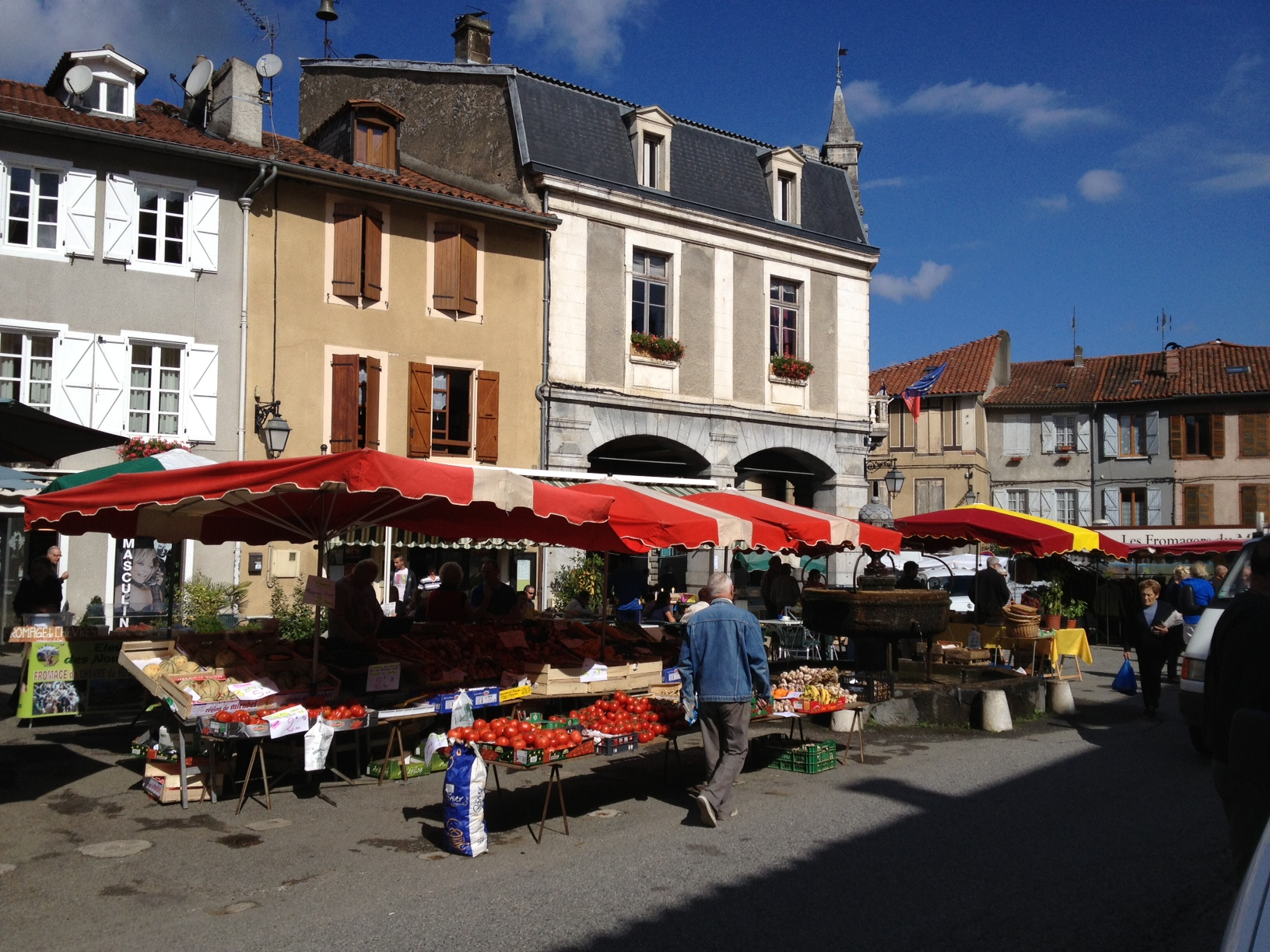Aspet Markt